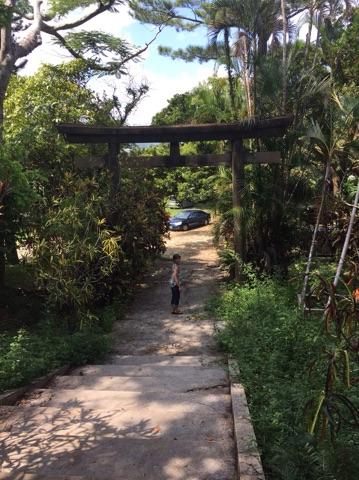 沖縄の東廻というもので廻る場所の1つ