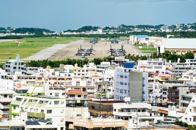 沖縄の普天間基地、忘れてはいけない平和について、慰霊の日に改めて考える