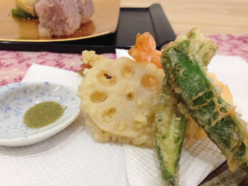 日本食の1つ、天ぷら