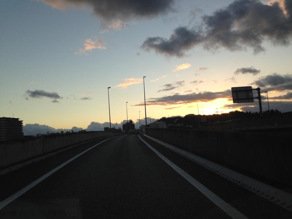 沖縄も冬が近づいてきました。