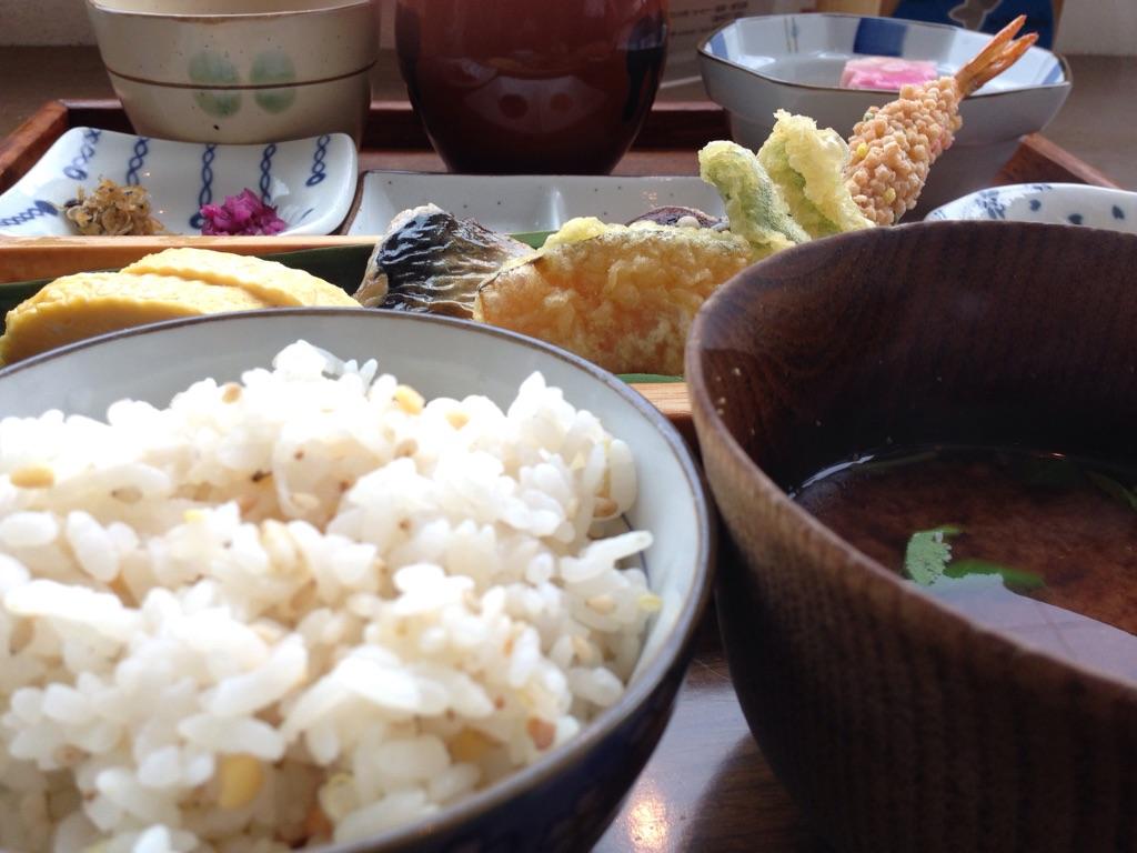 mati-cafeに行ってきた!沖縄で味わえる京料理のカフェです。