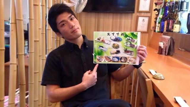 アルバイト頑張る沖縄の高校生がいる割烹「田舎庵」