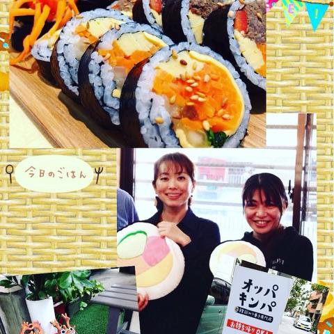 沖縄で人気!韓国海苔巻きのお店「オッパキンパ」
