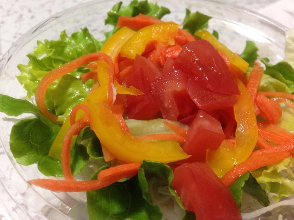 野菜も消化に時間がかかりません。