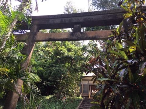 沖縄に数多くある「御獄」という場所とは