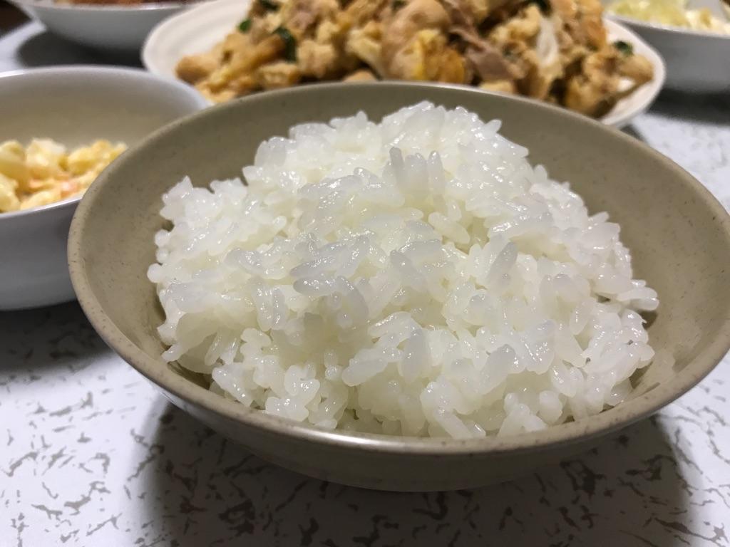 沖縄県産のお米、新米を試食してみた。沖縄のお米って、どんな味?