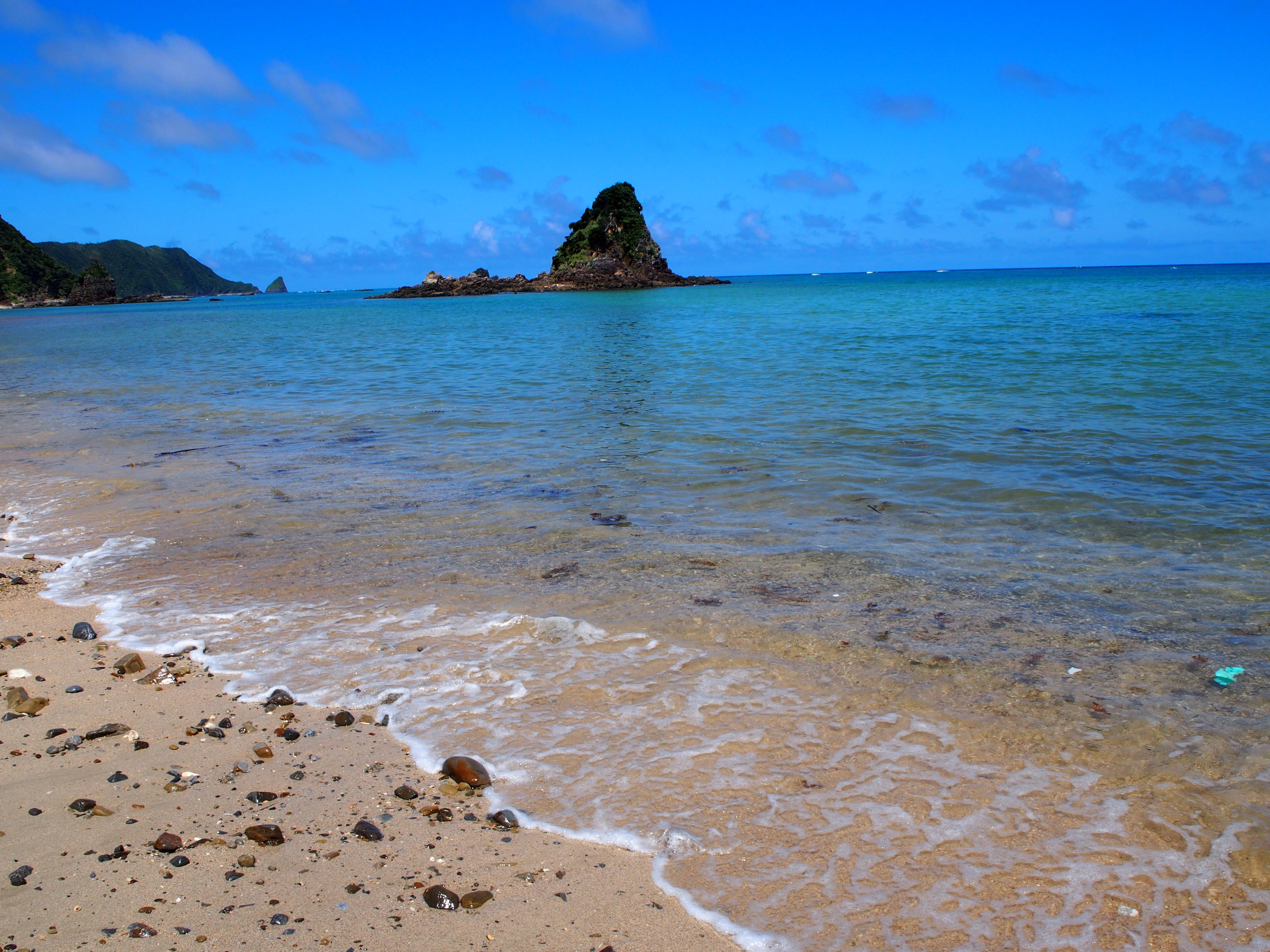 沖縄県名護市嘉陽の自然は癒しがいっぱい!