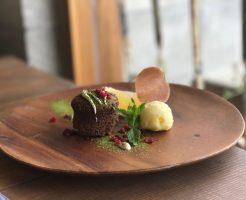 沖縄カフェ、リーズナブルな地産地消のコース料理がおすすめなお店