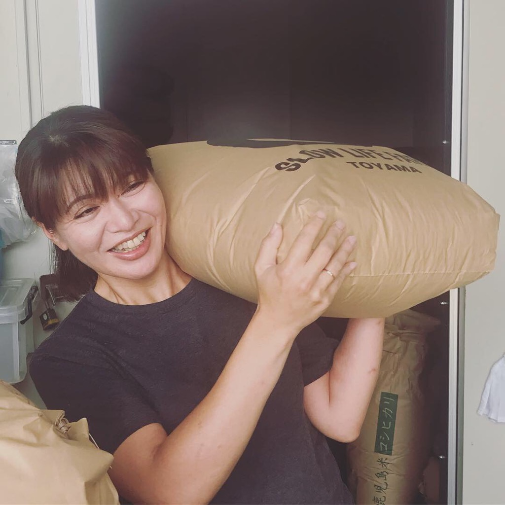 富山県のお米、新米入荷しました